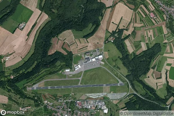 Ensheim Airport