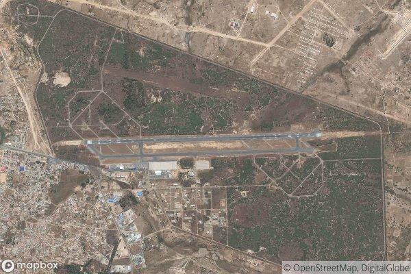 Lubango Airport