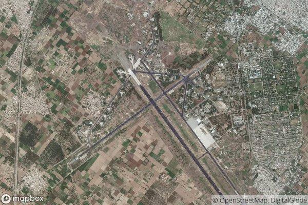 Mushaf Air Force Base
