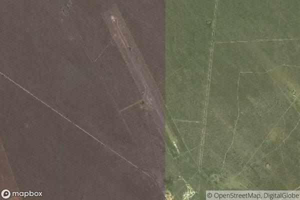 Sishen Airport
