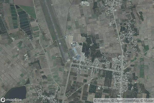 Dashte Naz Airport