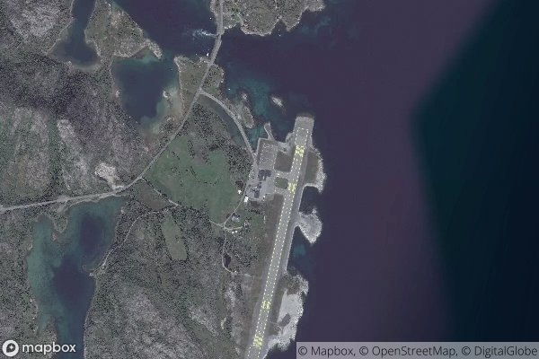 Helle Airport
