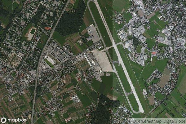W. A. Mozart Salzburg Airport