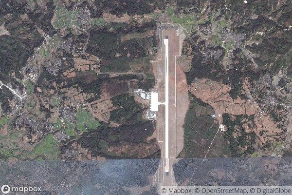 Tengchong Tuofeng Airport
