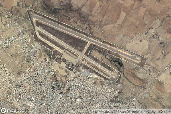 Cheikh Larbi Tebessi Airport