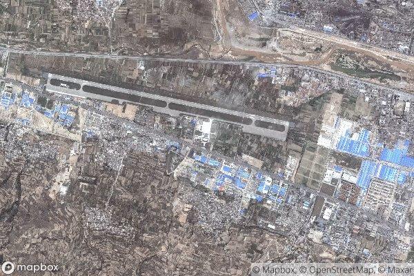 Tianshui Maijishan Airport