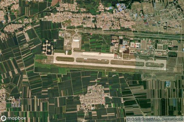 Tangshan Sannuhe Airport