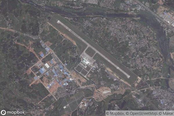 Huangshan Tunxi International Airport