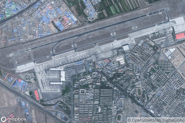 Urumqi Diwopu International Airport
