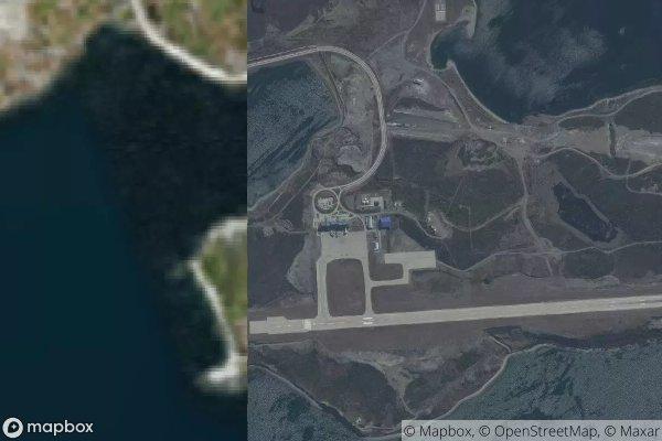 Malvinas Argentinas International Airport