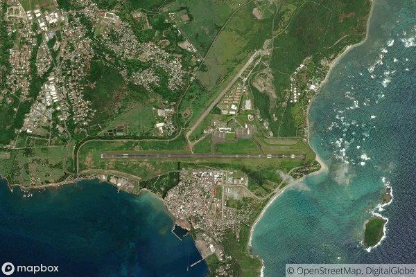 Hewanorra Airport