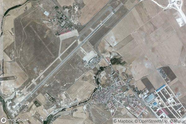 Valladolid Airport