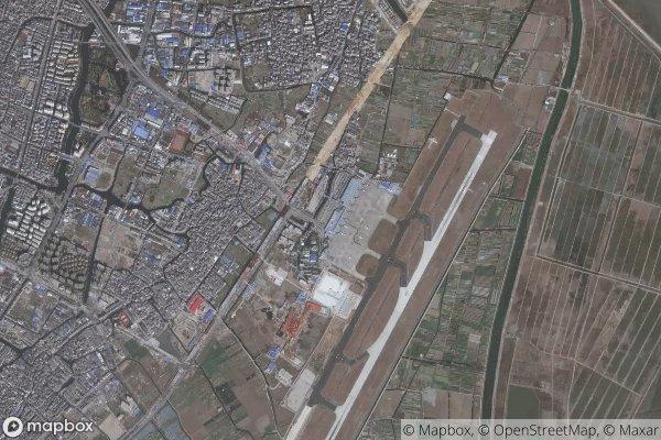 Wenzhou Longwan International Airport