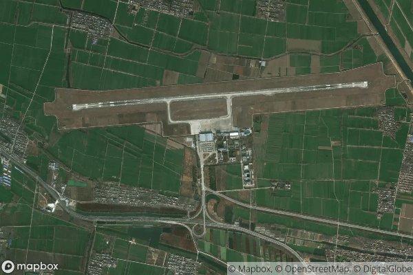 Xuzhou Guanyin Airport