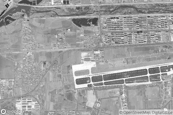 Yanji Chaoyangchuan Airport