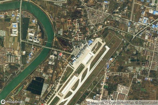 Yantai Laishan International Airport