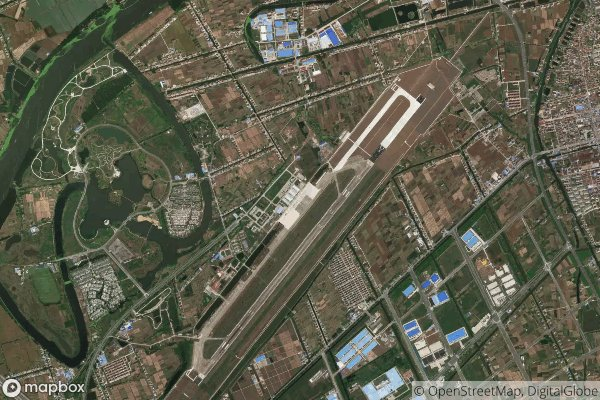 Yancheng Nanyang International Airport